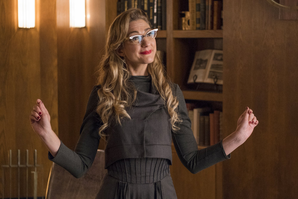 Still of Mageina Tovah in The Magicians