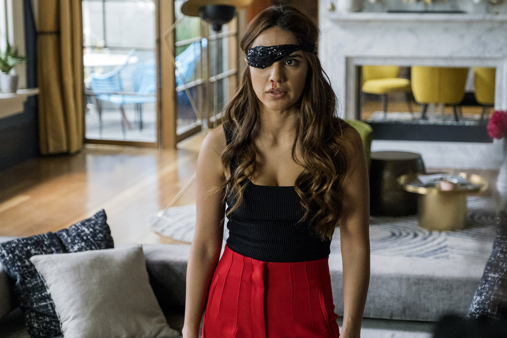 Still of Summer Bishil in The Magicians