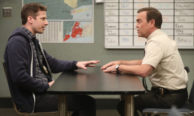 BROOKLYN NINE-NINE Recap: (S07E09) Dillman