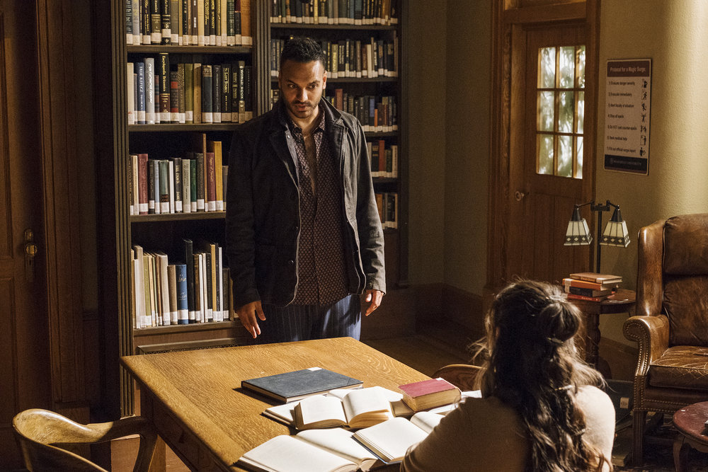 Still of Arjun Gupta in The Magicians