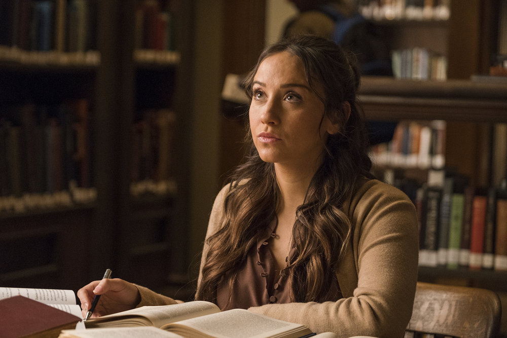 Still of Stella Maeve in The Magicians