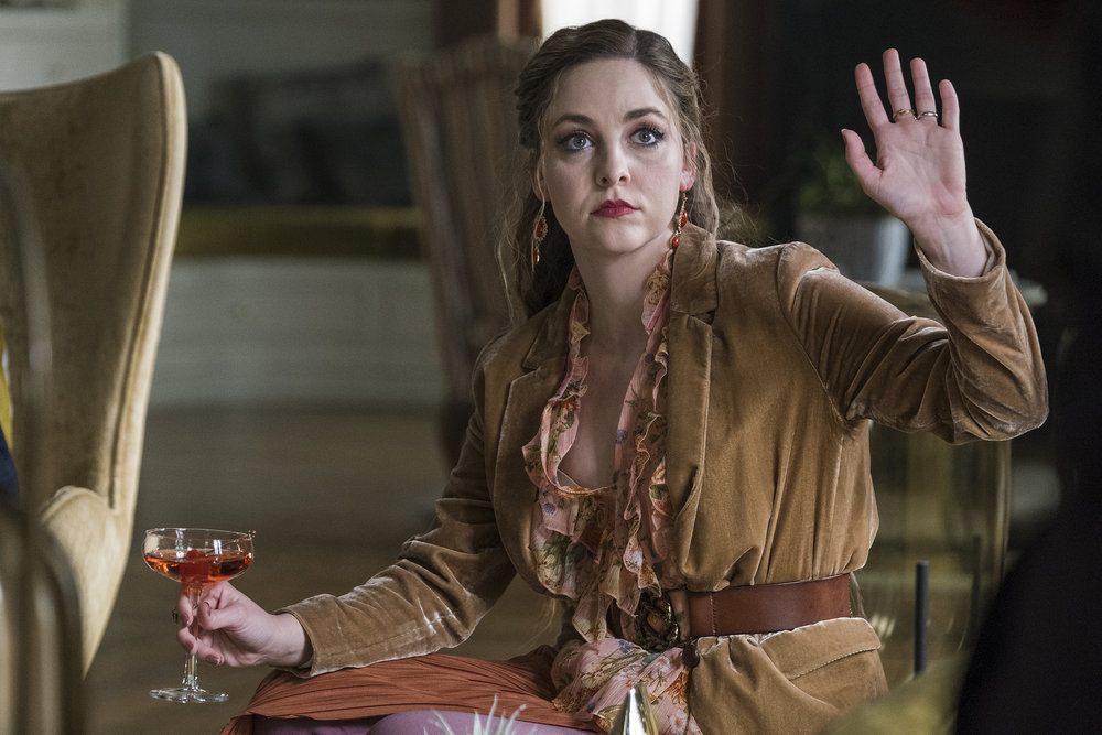 Still of Brittany Curran in The Magicians