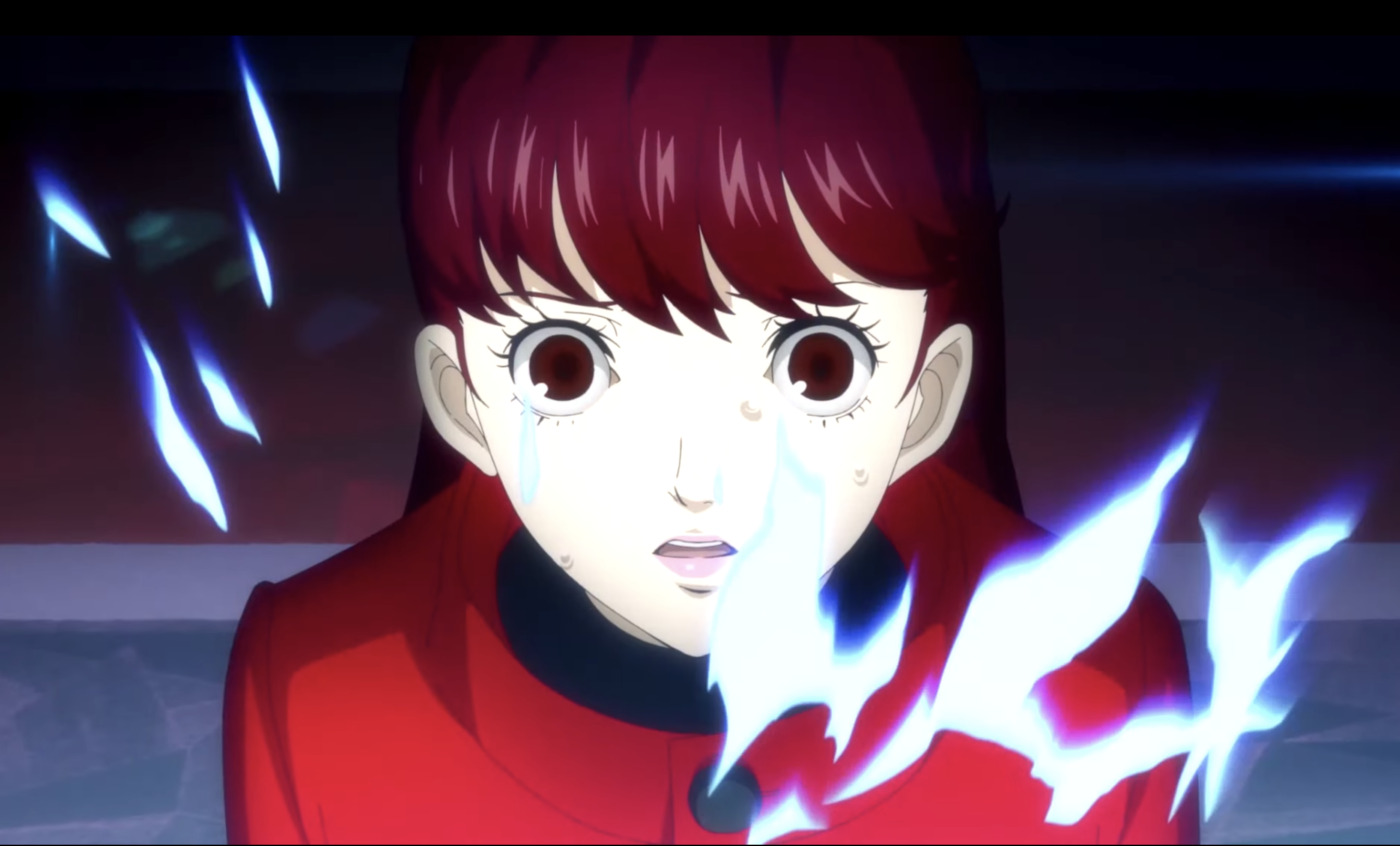 Most Anticipated Game: Persona 5 Royal