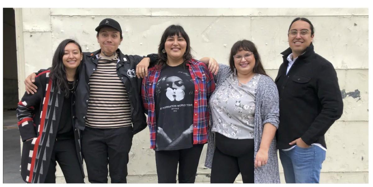GGA Indigenerd Wire: Sierra Teller Ornelas Leads Native Writing Team on RUTHERFORD FALLS