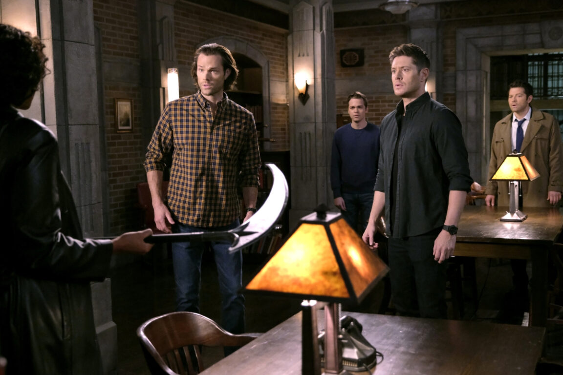 Team Winchester gets an unexpected guest on Supernatural