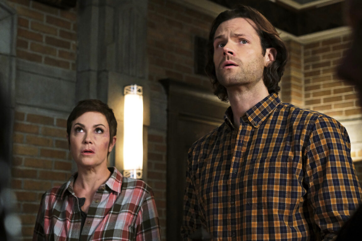 Jody helps the Winchesters with their latest case on Supernatural
