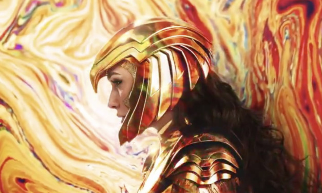 WONDER WOMAN 1984 Get Stunning Motion Poster Amid Delay Rumors