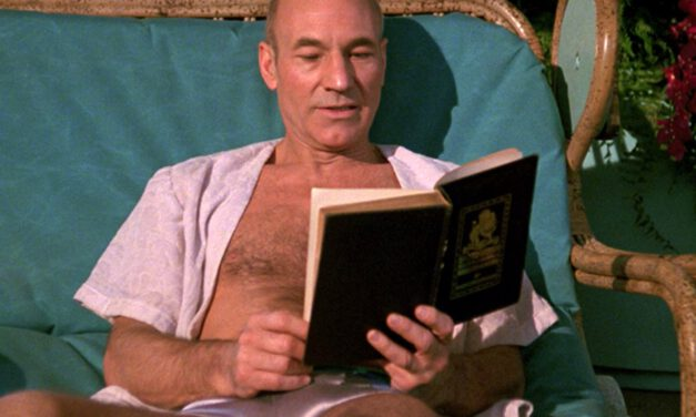 PATRICK STEWART Is Reading a Shakespearean Sonnet for You Daily