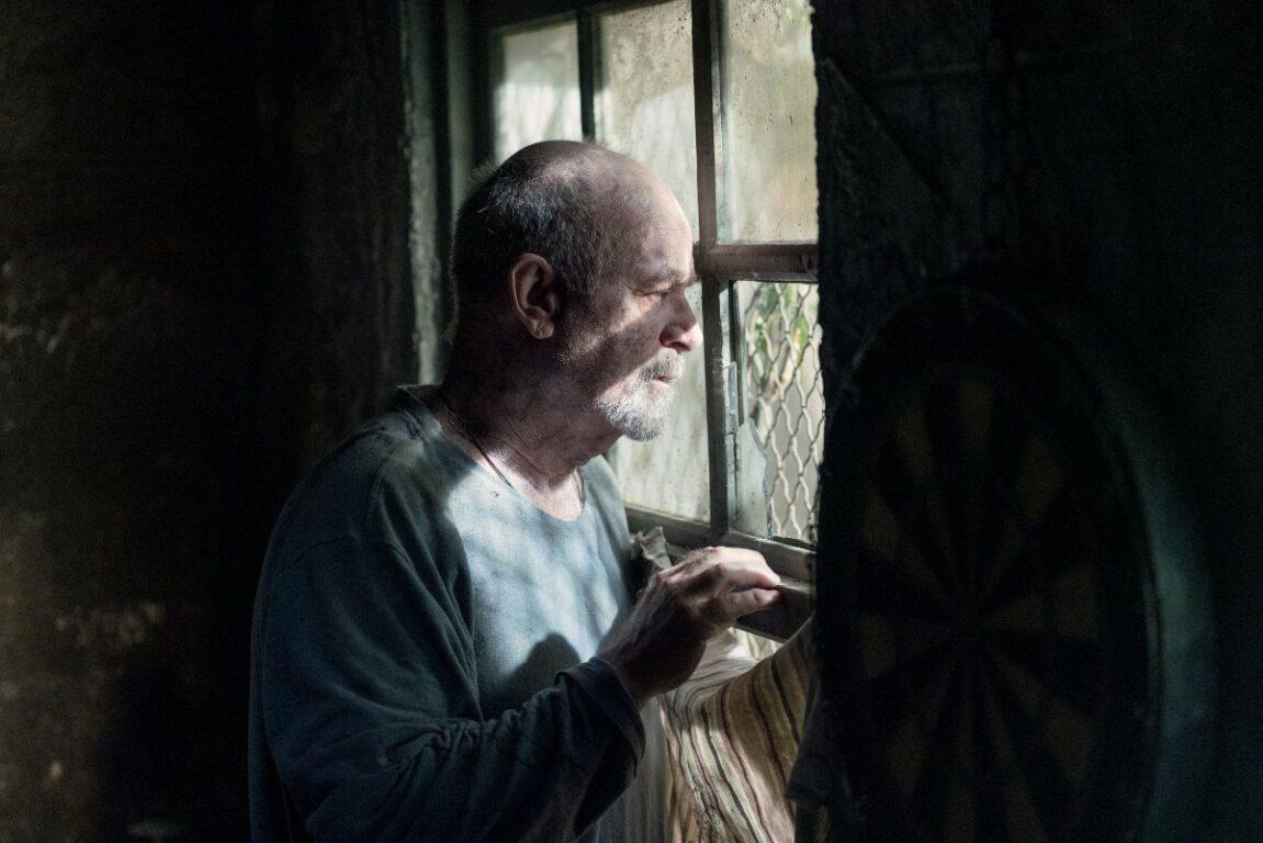 John Finn as Earl Sutton on The Walking Dead