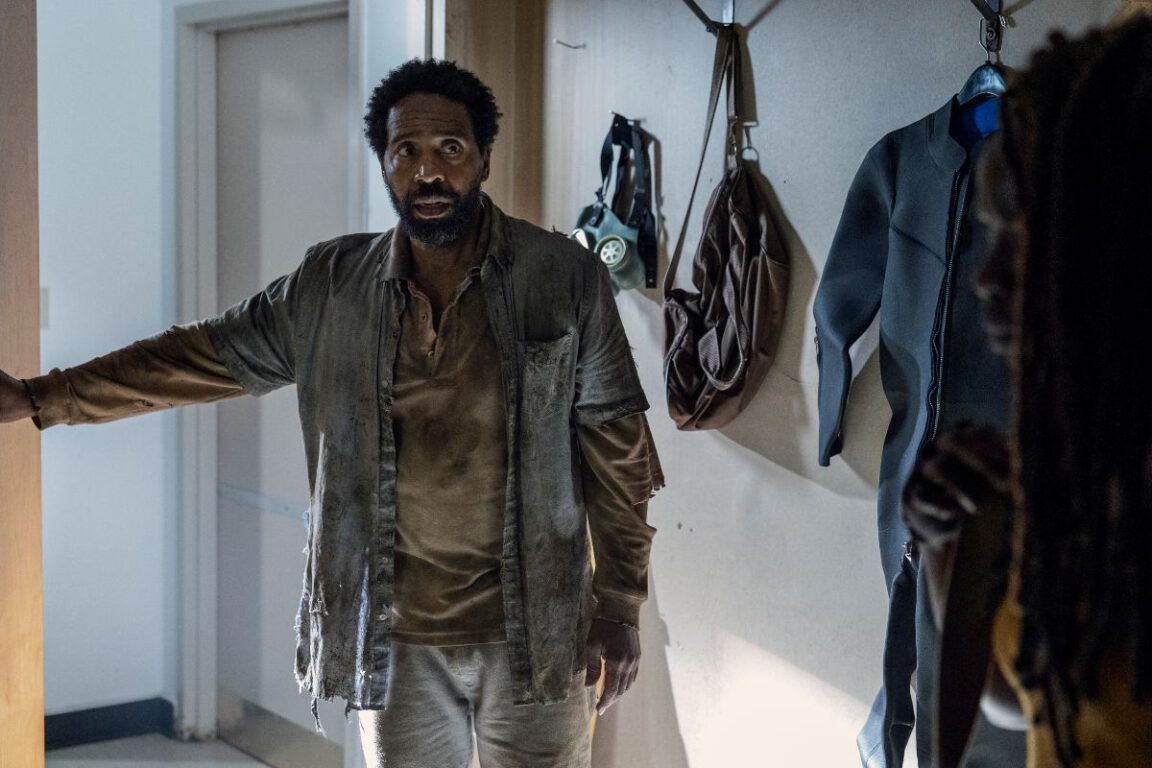 Virgil isn't who he appears to be on The Walking Dead