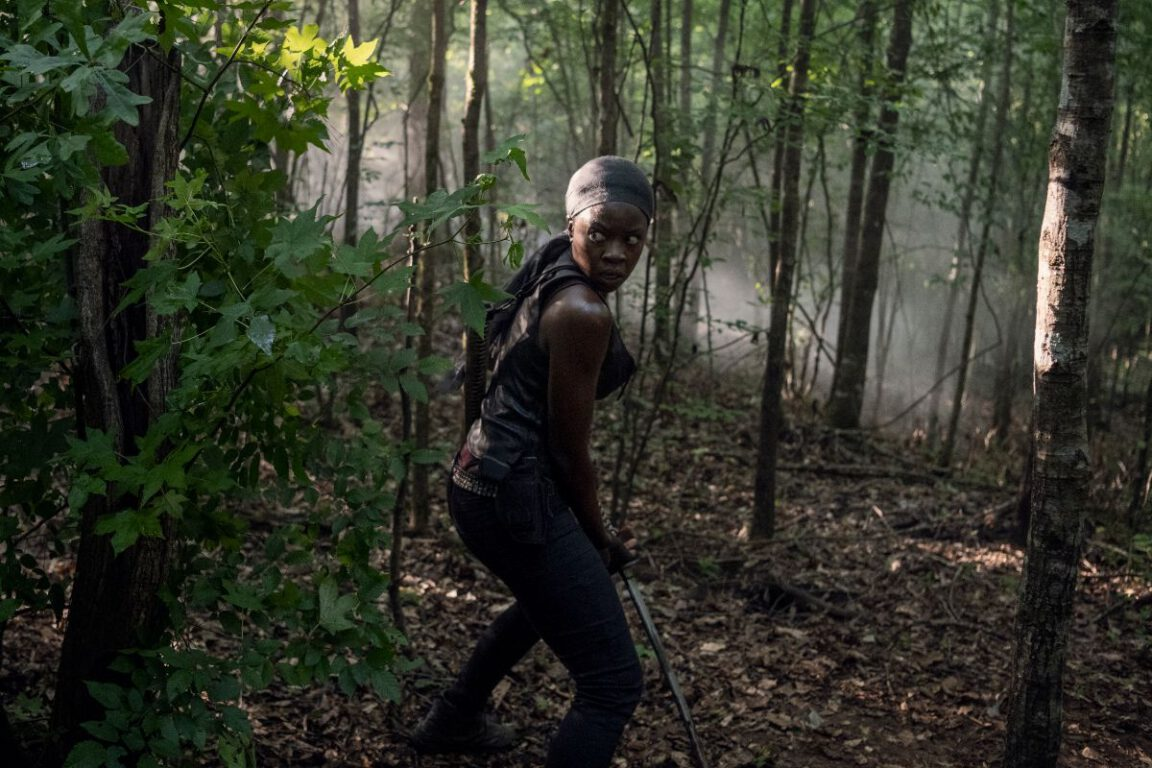 Michonne faces the consequences of her choices on The Walking Dead