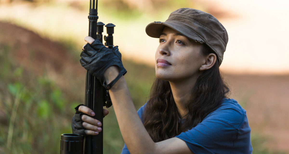 Geek Girl Authority Crush of the Week: ROSITA ESPINOSA