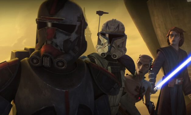 STAR WARS: THE CLONE WARS Recap: (S0703) On the Wings of Keeradaks