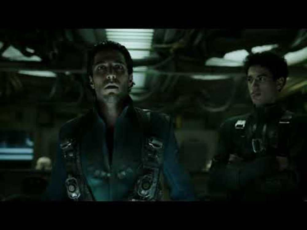 Marco Inaros (left, played by Keon Alexander) will be the main antagonist of The Expanse Season 5.
