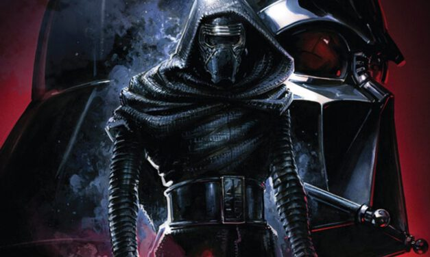 10 Things We Learned from THE RISE OF KYLO REN Issues 1-4