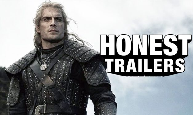 THE WITCHER Gets Slashed Down in New Honest Trailers