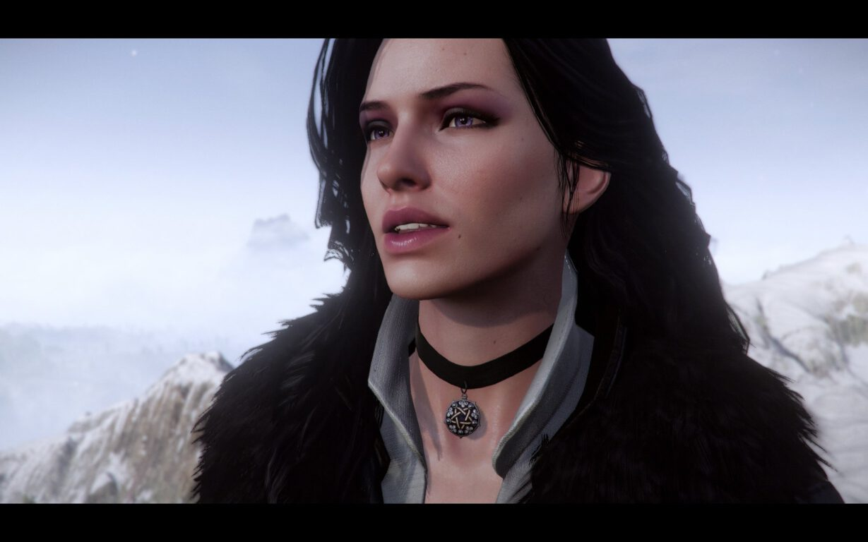 Yennefer in The Witcher III Wild Hunt