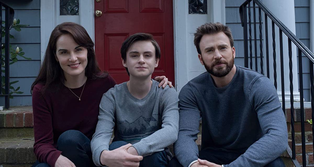 Watch Chris Evans Fight for His Son in DEFENDING JACOB Trailer