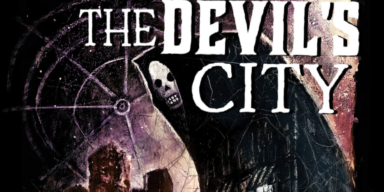 Matt Corley Talks Upcoming THE DEVIL'S CITY and Kickstarter