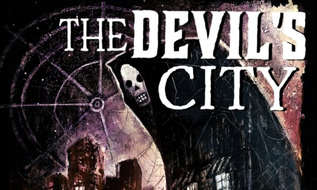 Matt Corley Talks Upcoming THE DEVIL'S CITY and Kickstarter