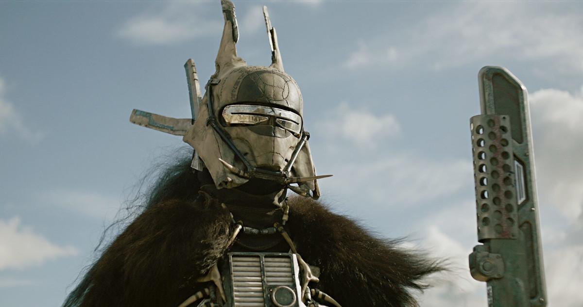 Enfys Nest from Solo: A Star Wars Story