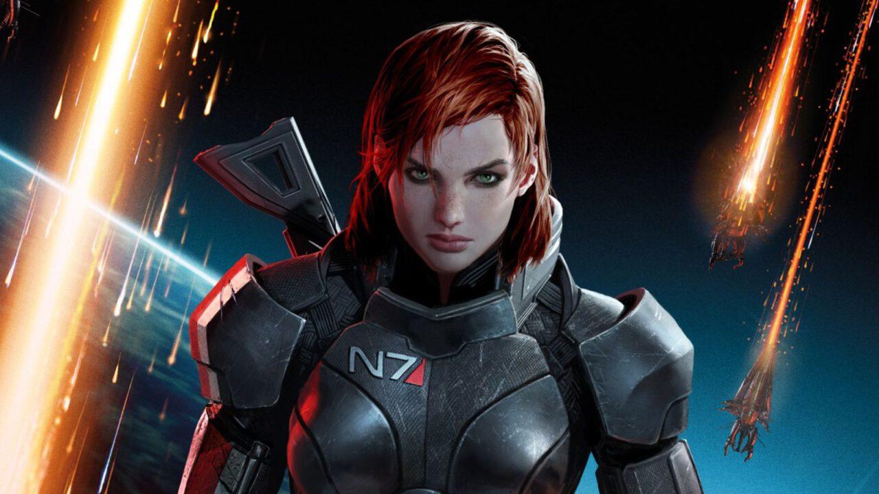 FemShep of the Mass Effect triology.
