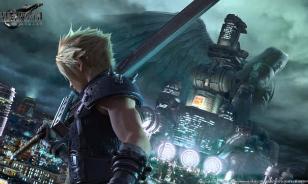 Get Your Hands on the FINAL FANTASY VII REMAKE Demo