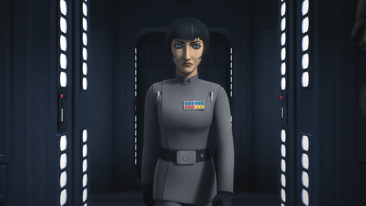 Governor Pryce of SW Rebels