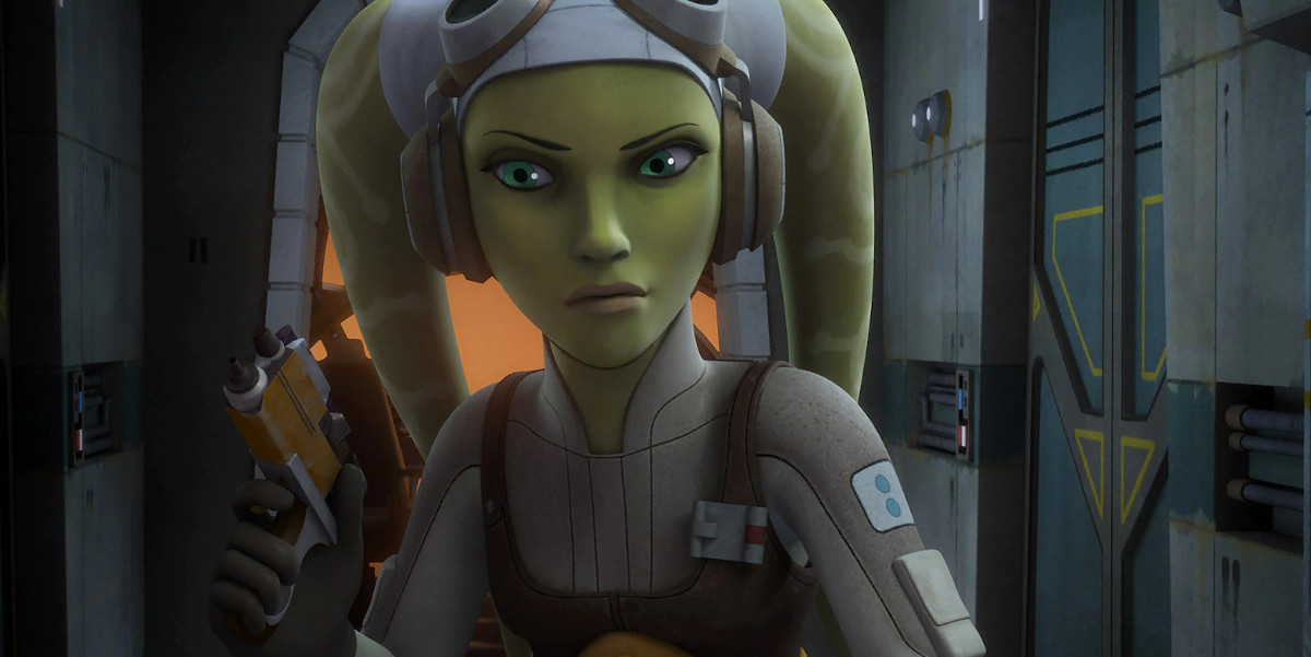 Hera Syndulla from SW Rebels