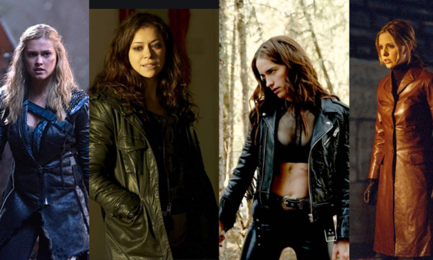 8 Awesome Leather Jackets Worn by Badass Babes