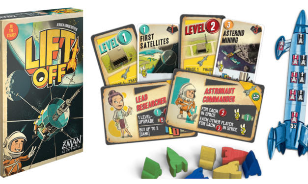 Game Review – LIFT OFF: Wanna Get Away?