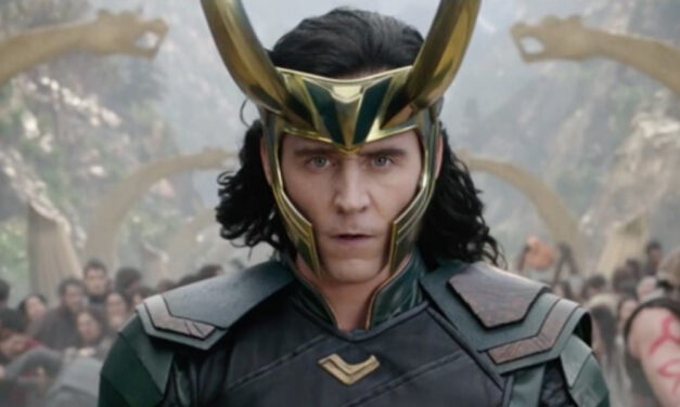 Check Out the Glorious First Poster for LOKI