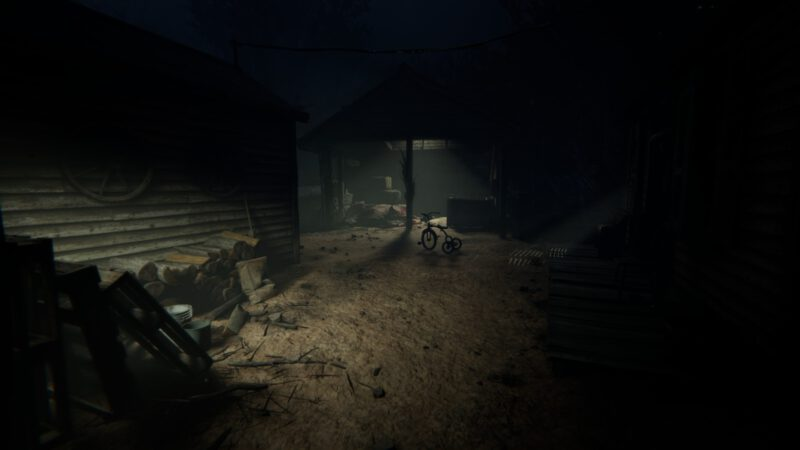 A night shot from Outlast 2