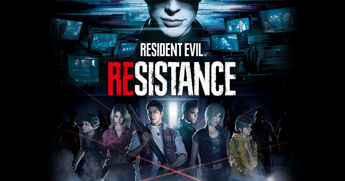 A Look at Masterminds and Survivors in RESIDENT EVIL RESISTANCE