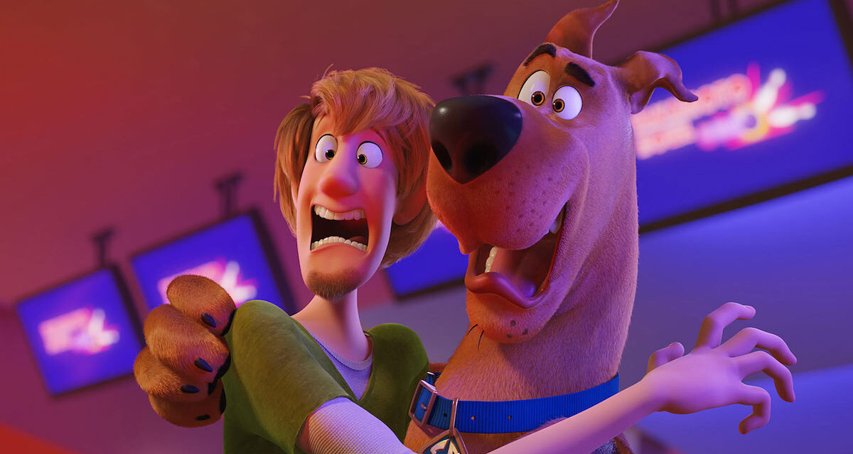 Zoinks Guys the SCOOB! Trailer Is Going Super