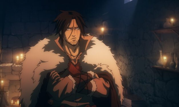 CASTLEVANIA Returning for a 4th Season