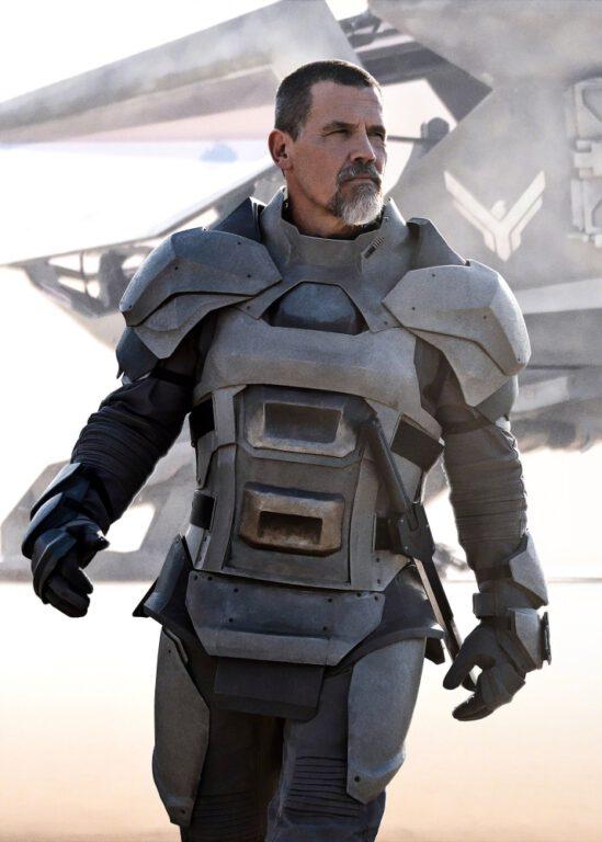 Josh Brolin as Gurney Halleck in Dune