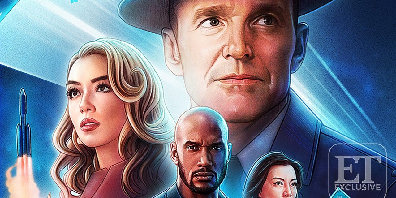AGENTS OF SHIELD Unveils Final Season Poster