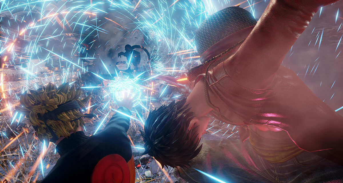 JUMP FORCE Is Coming to the Nintendo Switch and Releasing Todoroki