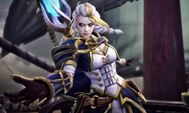 Geek Girl Authority Crush of the Week: JAINA PROUDMOORE