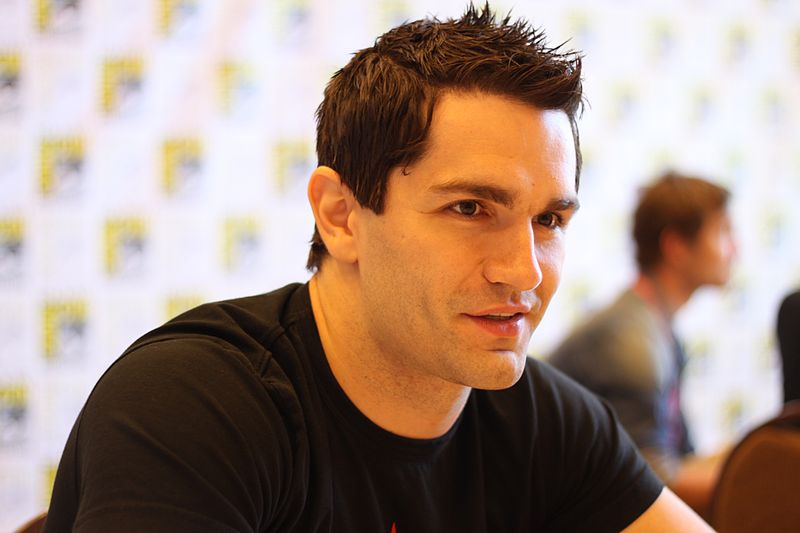 Twitch streamer and actor Sam Witwer