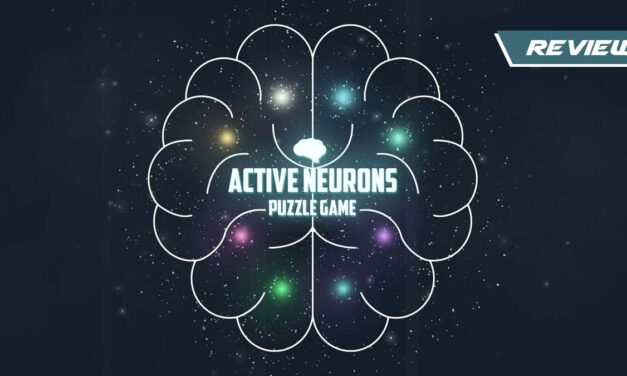 GGA Game Review: ACTIVE NEURONS Brings a New Spark to Puzzle Games
