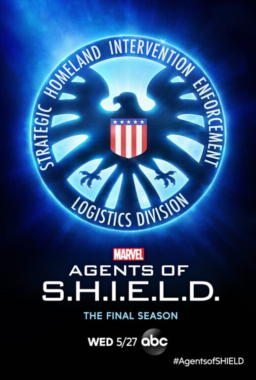 Agents of S.H.I.E.L.D. Final Season Poster