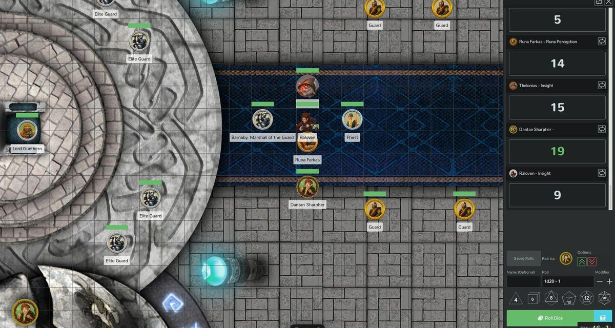 Best TABLETOP RPGs for Beginners to Play Online