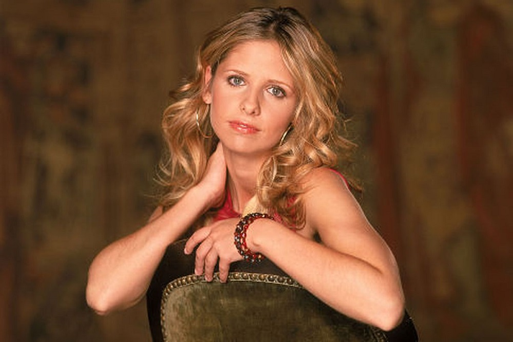 Still of Sarah Michelle Gellar as Buffy Summers