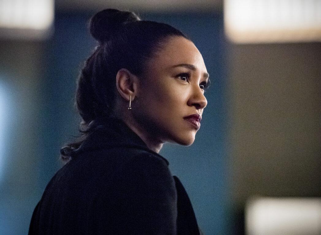 Mirror Iris confronts Bloodwork on The Flash