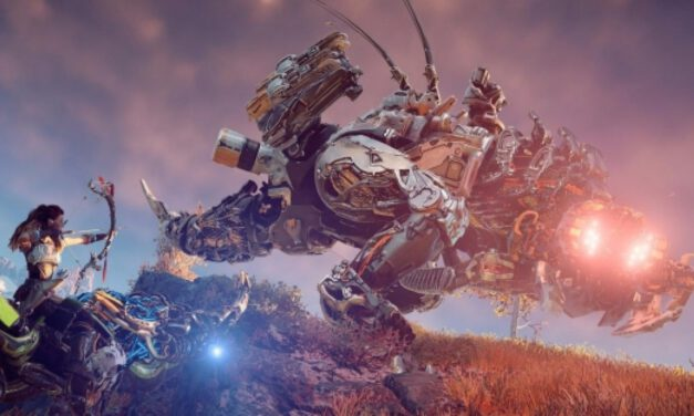 RUMOR: Guerrilla Games Planning HORIZON ZERO DAWN Trilogy