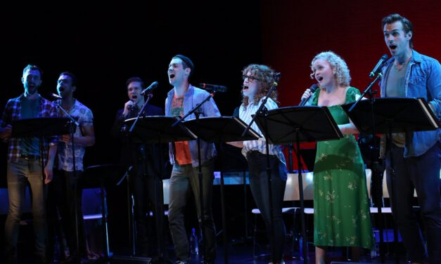 ALIVE! THE ZOMBIE MUSICAL in Concert Will be Available for Streaming for 24 Hours