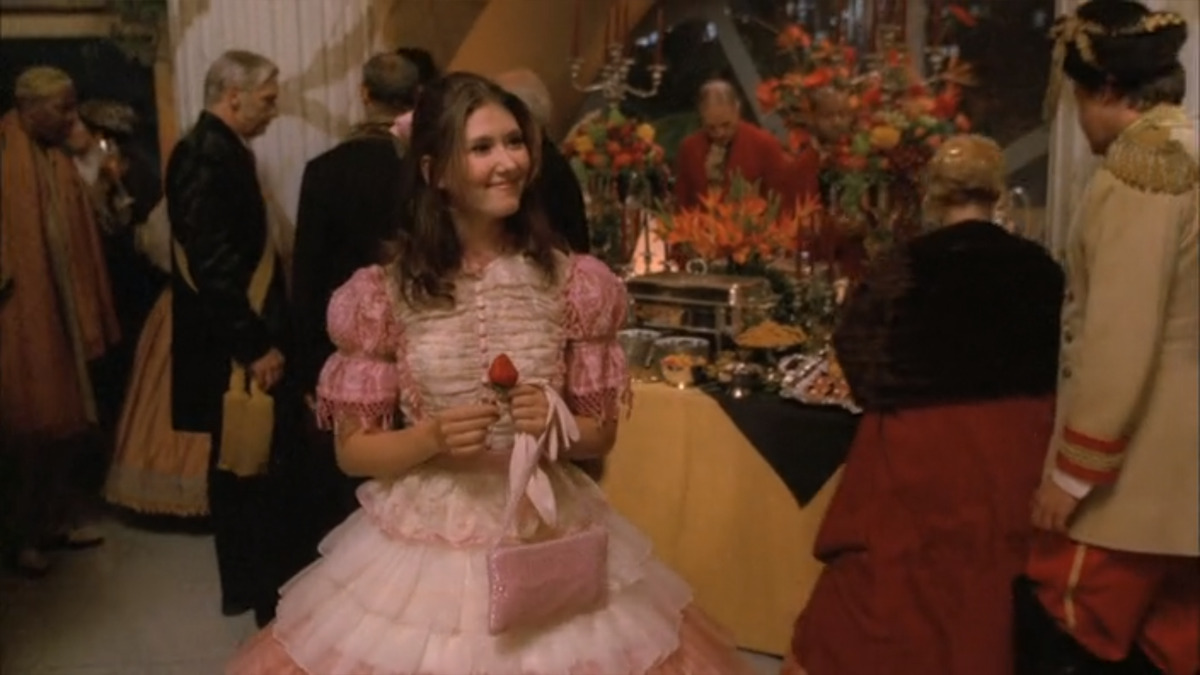 "Jewel Staite as Kaylee from the episode ""Shindig"" of Firefly"