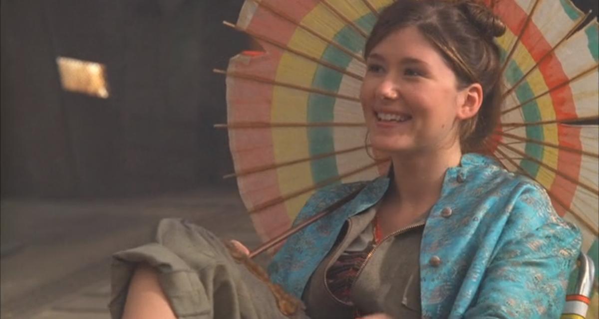 Geek Girl Authority Crush of the Week: KAYLEE FRYE